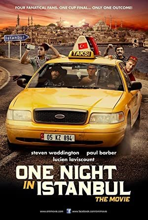 One Night in Istanbul online sa prevodom