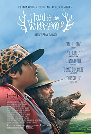 Hunt for the Wilderpeople online sa prevodom