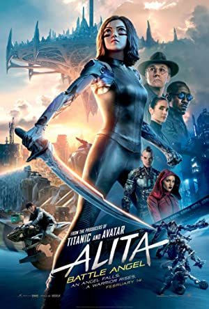 Alita: Battle Angel online sa prevodom
