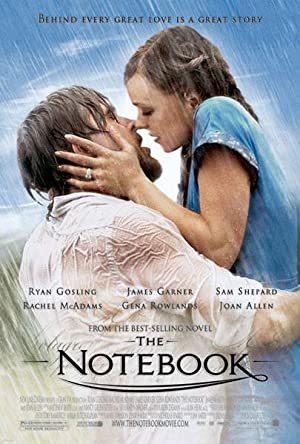 The Notebook online sa prevodom