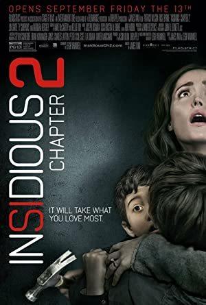 Insidious: Chapter 2 online sa prevodom