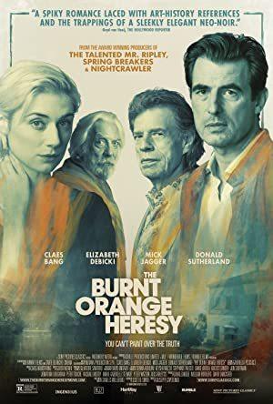 The Burnt Orange Heresy online sa prevodom