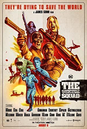 The Suicide Squad online sa prevodom
