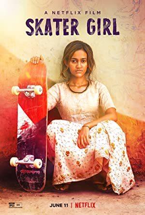 Skater Girl online sa prevodom
