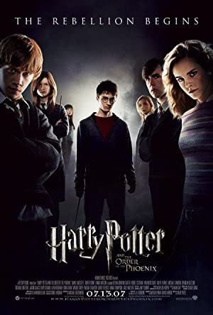 Harry Potter and the Order of the Phoenix online sa prevodom