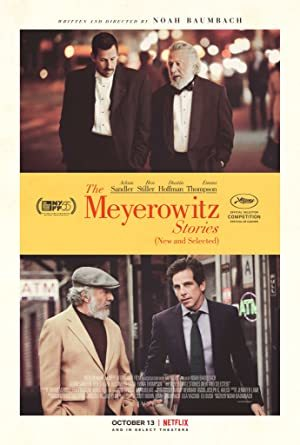 The Meyerowitz Stories (New and Selected) online sa prevodom