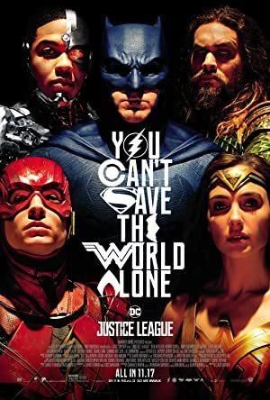 Justice League online sa prevodom