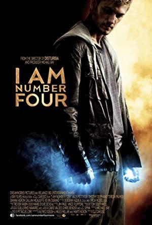 I Am Number Four online sa prevodom
