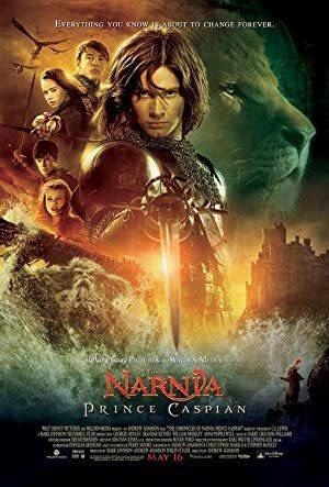 The Chronicles of Narnia: Prince Caspian online sa prevodom