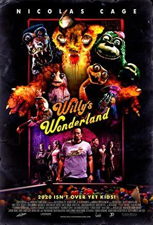 Willy's Wonderland online sa prevodom
