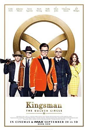 Kingsman: The Golden Circle online sa prevodom