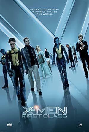 X-Men: First Class online sa prevodom