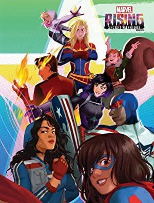 Marvel Rising: Secret Warriors online sa prevodom