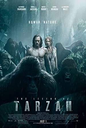 The Legend of Tarzan online sa prevodom