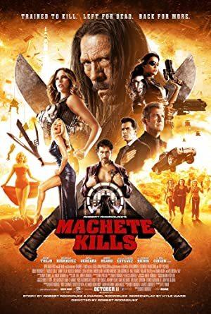 Machete Kills online sa prevodom