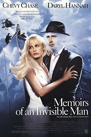 Memoirs of an Invisible Man online sa prevodom