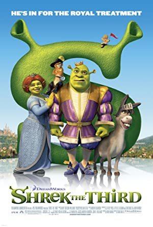 Shrek the Third online sa prevodom