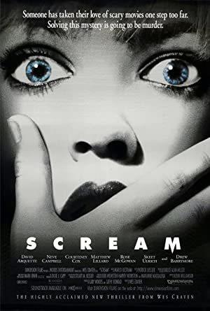 Scream online sa prevodom