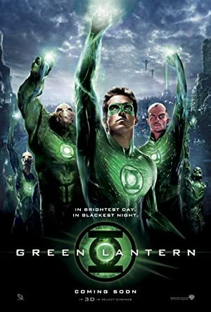 Green Lantern online sa prevodom