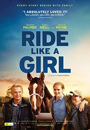 Ride Like a Girl online sa prevodom
