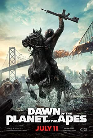 Dawn of the Planet of the Apes online sa prevodom