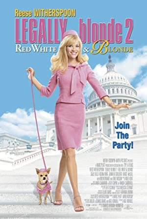 Legally Blonde 2: Red, White & Blonde online sa prevodom