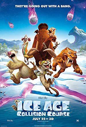 Ice Age: Collision Course online sa prevodom