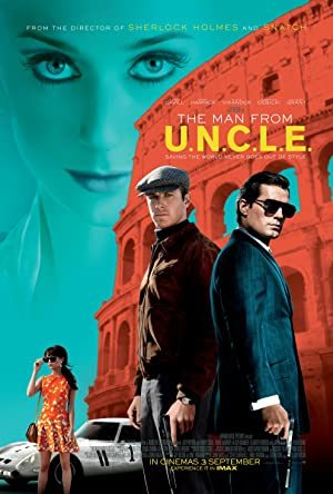 The Man from U.N.C.L.E. online sa prevodom