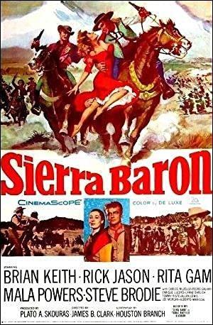 Sierra Baron online sa prevodom