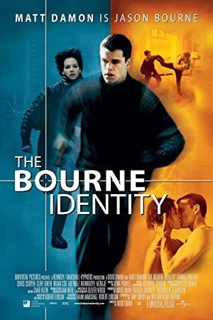 The Bourne Identity online sa prevodom