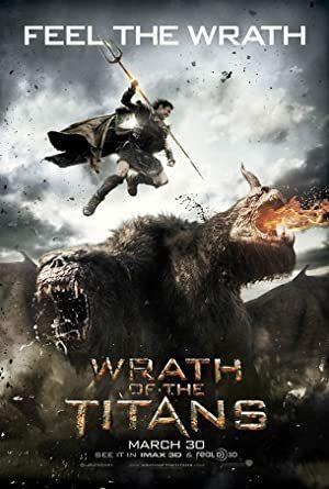 Wrath of the Titans online sa prevodom