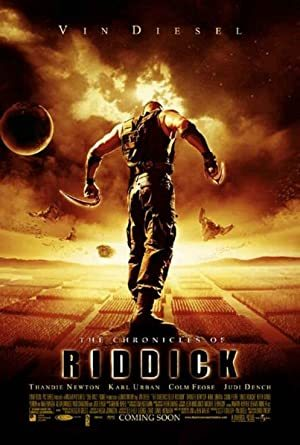 The Chronicles of Riddick online sa prevodom