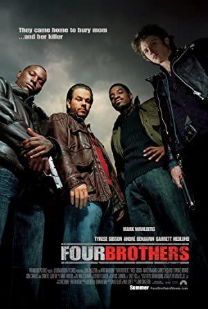Four Brothers online sa prevodom