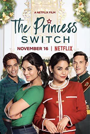 The Princess Switch online sa prevodom