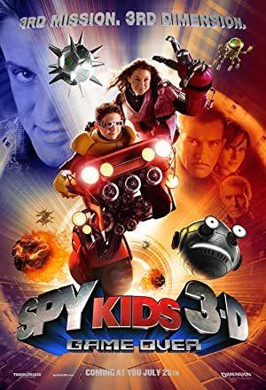 Spy Kids 3-D: Game Over online sa prevodom