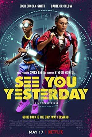 See You Yesterday online sa prevodom