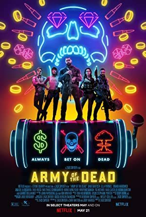 Army of the Dead online sa prevodom