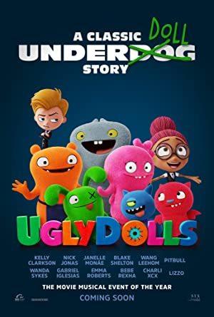 UglyDolls online sa prevodom