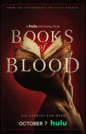 Books of Blood online sa prevodom