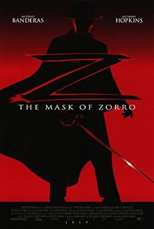 The Mask of Zorro online sa prevodom