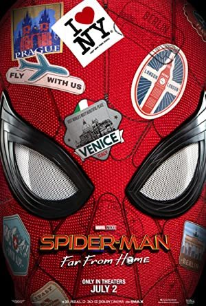Spider-Man: Far from Home online sa prevodom