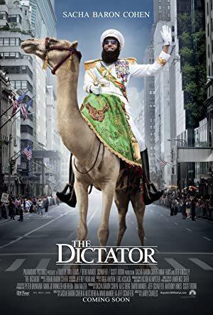 The Dictator online sa prevodom