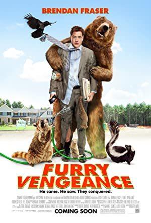 Furry Vengeance online sa prevodom