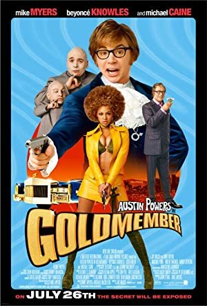 Austin Powers in Goldmember online sa prevodom