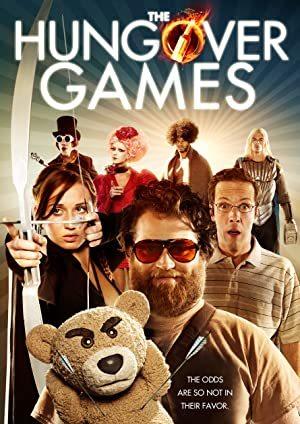 The Hungover Games online sa prevodom