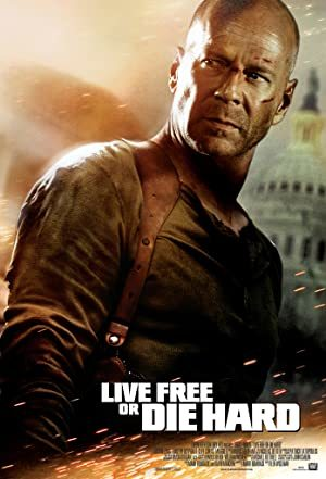 Live Free or Die Hard online sa prevodom