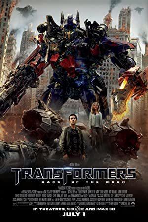 Transformers: Dark of the Moon online sa prevodom