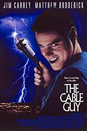 The Cable Guy online sa prevodom