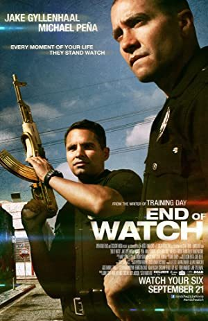 End of Watch online sa prevodom