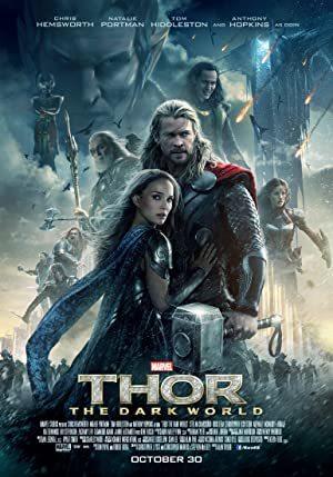 Thor: The Dark World online sa prevodom